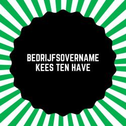 Overname Kees ten Have