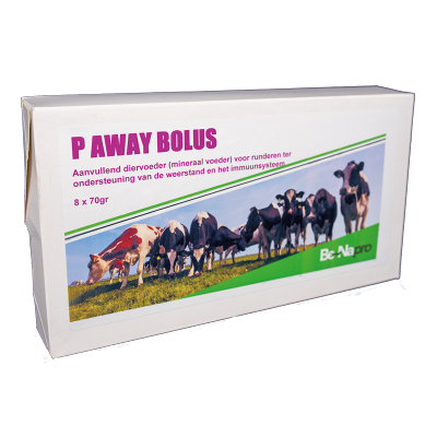 P- Away Bolus 8 st.