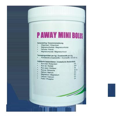 P- Away Mini Bolus