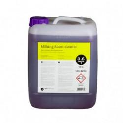 Milking room cleaner