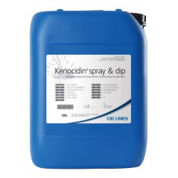 Kenocidin Spray & Dip (20 liter)