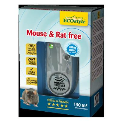 Ecostyle mouse en rat free 130m2