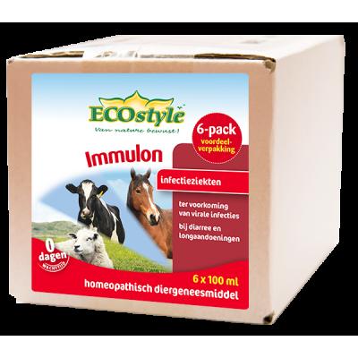 Ecostyle Immulon 6-pack voordeelverpakking