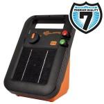 Gallagher schrikdraadapparaat S16 solar incl. batterij