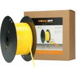 Knock Off vliegenlint losse rol 400m geel