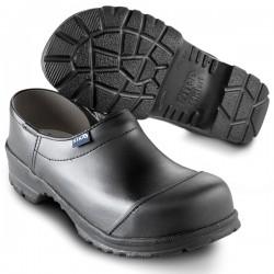 Sika Comfort 29 dicht zwart PU met stalen neus en kruipneus (maat 35 t/m 48)