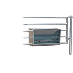 Patura krachtvoerautomaat voor kalveren bij afscheidingen