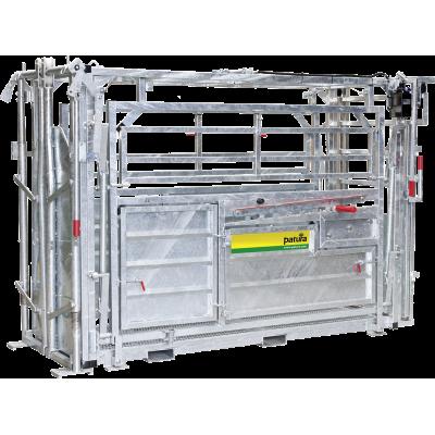 Patura behandelbox A8000 voor rundvee