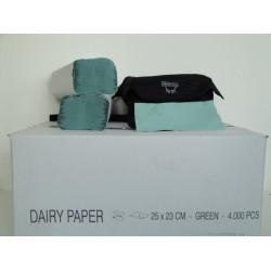 Dairy Towel Uierdoekjes (doos 3500 stuks)