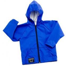 Amerikaanse kinderjas blauw XS-XXL