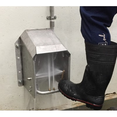 Laarzenreiniger Boot-Jet