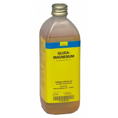 Glucamagnesium infuus 500ml