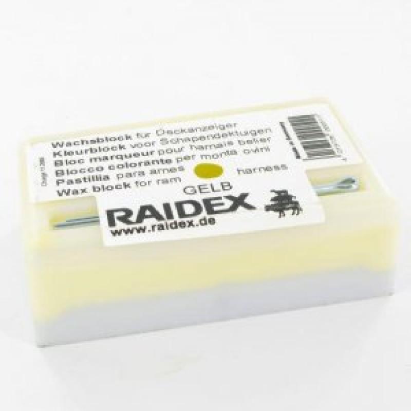 Dekblok Raidex Geel
