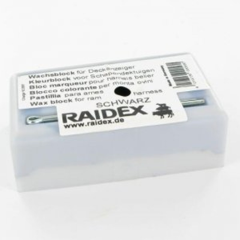 Dekblok Raidex Zwart