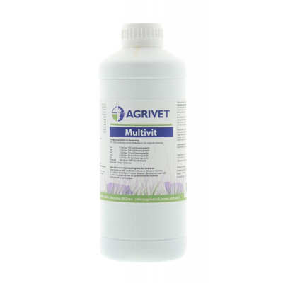 Multivitamine oraal 1L liquid